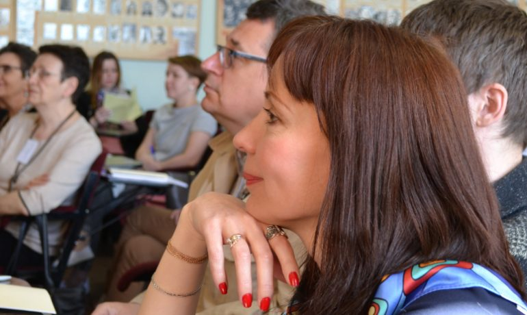 Summer school for teachers of the Russian language