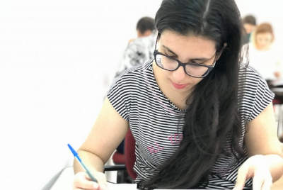 St. Petersburg State University provided the first test session in Brazil