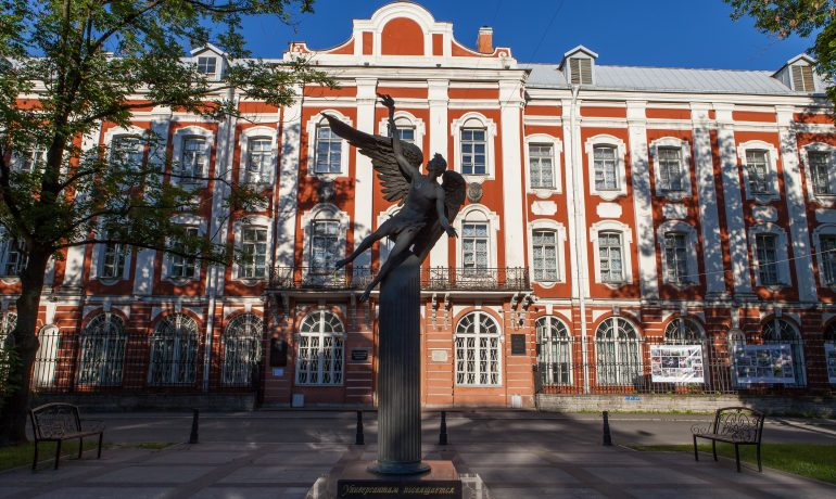 For the first time, St. Petersburg University holds the Olympiad in Russian as a foreign language.